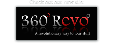 360 Revo A Revolutionary Way to Tour Stuff